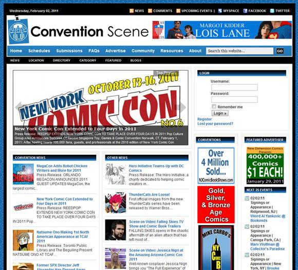 Convention Scene