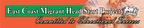 East Coast Migrant Head Start Project (ECMHSP) banner