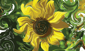 """Sunflower Passion"""