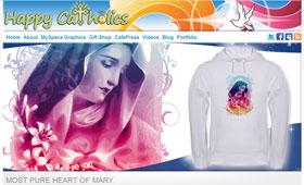 Happy Catholics Website